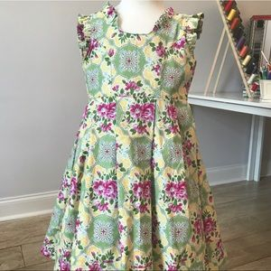 Girls Size 6 Summer/Spring/Easter Dress